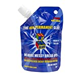 Le-Glue - Temporary Glue for Lego, Mega Blocks, Nano Blocks, and More. Great for Kids! Non-Toxic! Made in USA! (1 Pack)