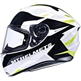 MT Targo Enjoy - Casco integral para motocicleta NUEVO 2019