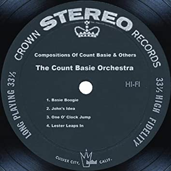 More Compositions Of Count Basie & Others