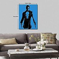 パニッシャー Punisher 壁キャンバス絵画 フレームポスター アートパネル インテリア 新築飾り 贈り物 バー アートフレーム 壁アート写真の装飾画の壁画
