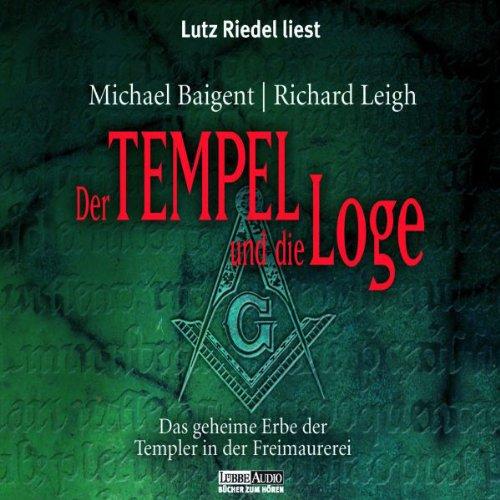 Der Tempel und die Loge audiobook cover art