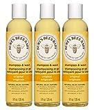 Burt's Bees Baby Shampoo und Waschgel, 3 x 235 ml