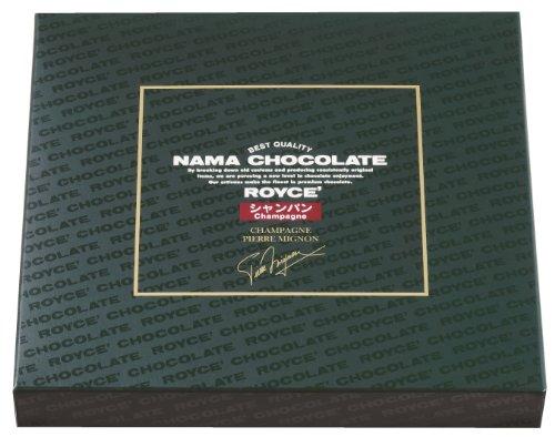 ROYCE'(ロイズ)『生チョコレート シャンパン ピエール ミニョン(160)』