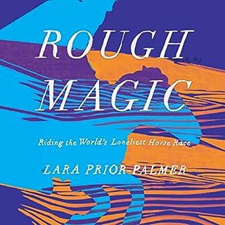 Rough Magic audiobook cover art