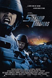 Best poster starship troopers Reviews
