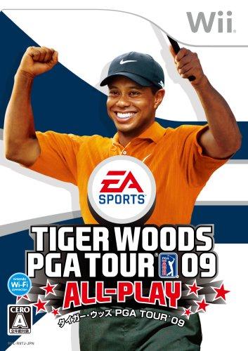 Tiger Woods PGA Tour 09 All-Play[Import Japonais]