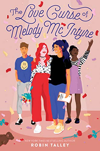 Amazon.com: The Love Curse of Melody McIntyre eBook : Talley, Robin: Kindle  Store