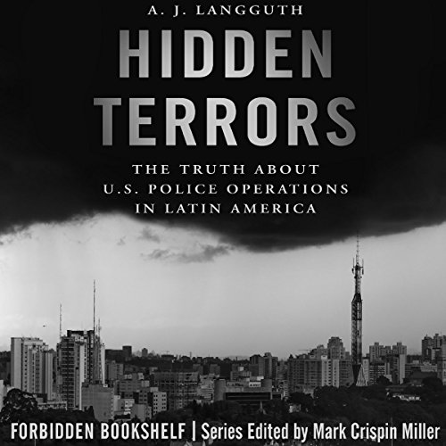 Hidden Terrors audiobook cover art