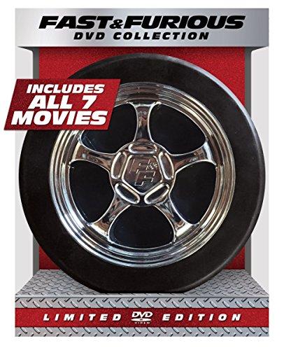 FAST & FURIOUS 1-7 COLLECTION - FAST & FURIOUS 1-7 COLLECTION (8 DVD)