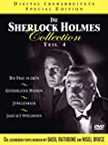 Sherlock Holmes Collection - Teil 4 [Special Edition] [4 DVDs]