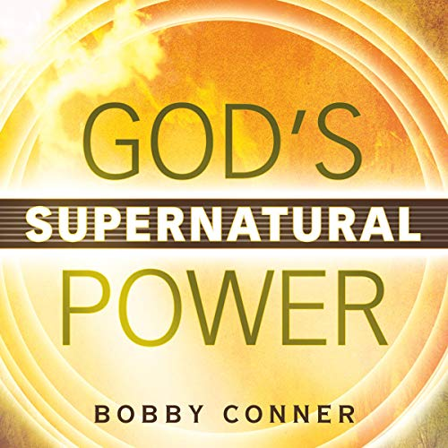 God's Supernatural Power  By  cover art