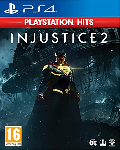 PS Hits: Injustice 2