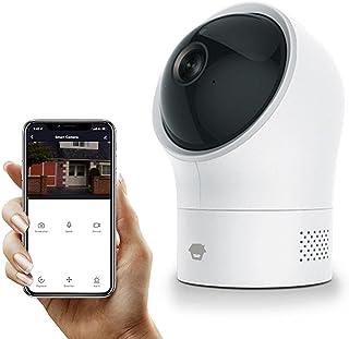 Hahepo Baby Monitor Camera Baby Monitor Smart Wifi Camera 1/2,7 inch 2 miljoen pixels CMOS-sensor met bewegingsdetectie vo...