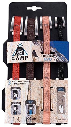 CAMP Tricam Evo Set Chocks 4 Stück 2020