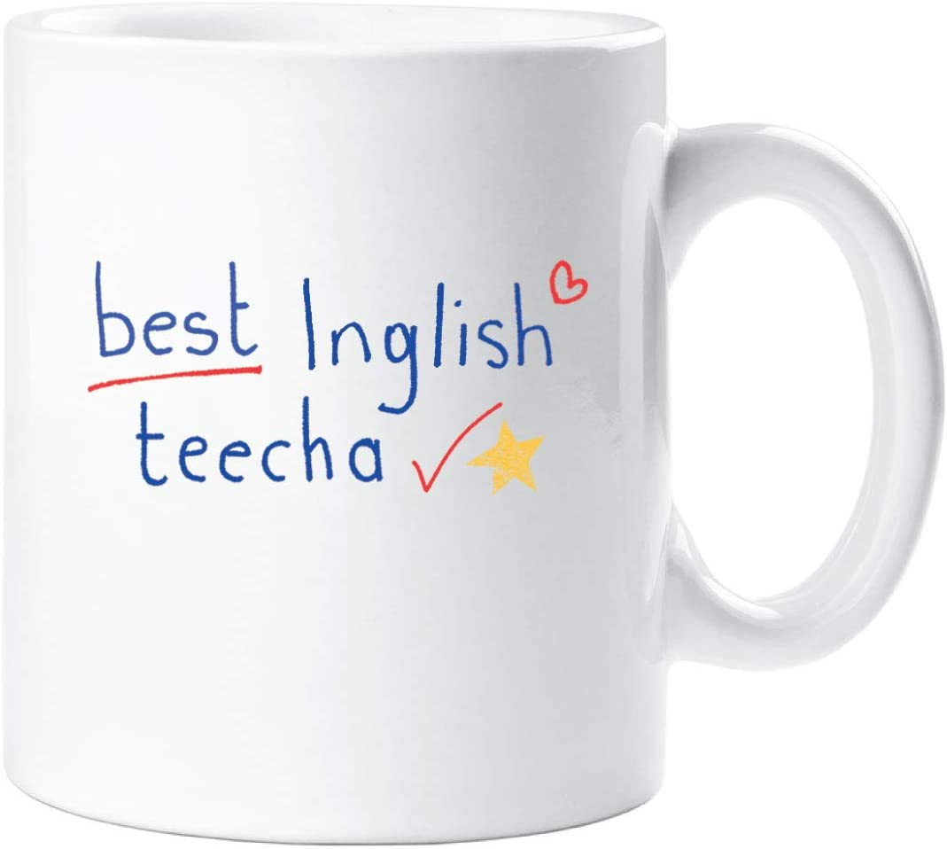 Kaffeebecher als Geschenk für Lehrer