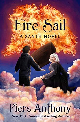 Fire Sail (The Xanth Novels, 42)