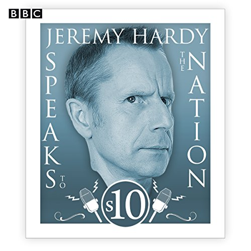 Jeremy Hardy Speaks to the Nation audiobook cover art