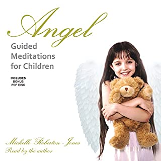 Angel Guided Meditations for Children cover art