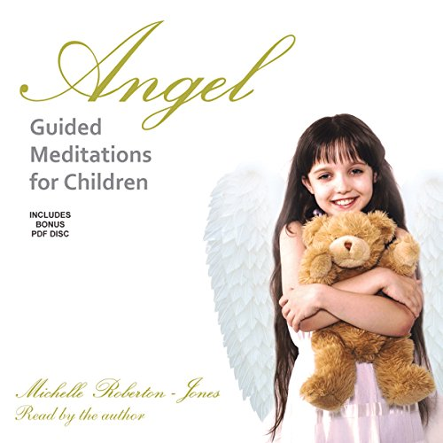 Angel Guided Meditations for Children copertina