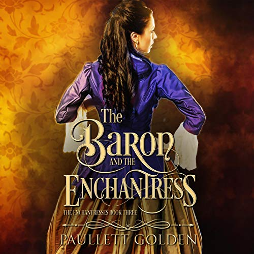 The Baron and the Enchantress audiobook cover art