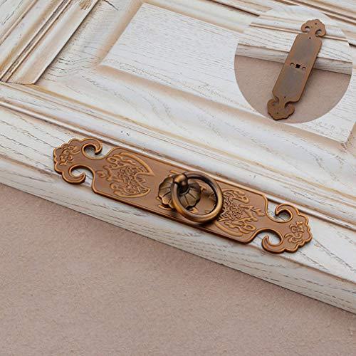 Kitechildhssd 6208 Manija Larga del pomo de la Puerta del Hardware de Las mejoras para el hogar del gabinete del cajón del Vino