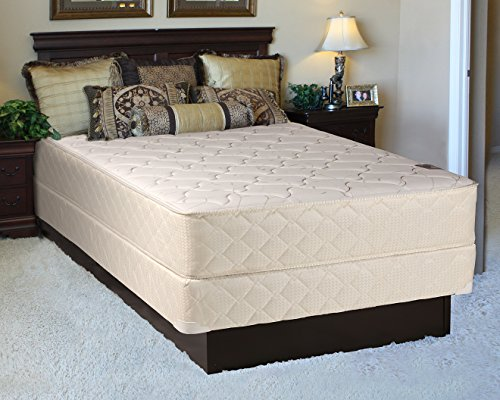 Find Bargain Dream Sleep Comfort Rest Gentle Firm Mattress Set with Mattress Cover Protector - Inner...