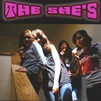 THE SHE'S