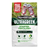 Pennington UltraGreen Starter Lawn Fertilizer, 14 LBS, Covers 5000 sq ft