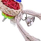Kauspielzeug für Papageien/Vögel - 7