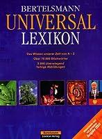 Bertelsmann Universal Lexikon. Ausgabe 2001. Das Wissen unserer Zeit von A - Z. Ueber 70.000 Stichwoerter