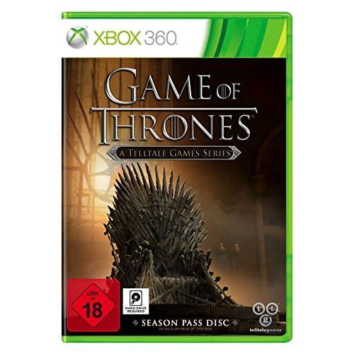 Game of Thrones - [Xbox 360] - [Edizione: Germania]