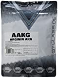 Syglabs Arginin AAKG - Aminosäuren Pulver, 1er Pack (1 x 500 g) -