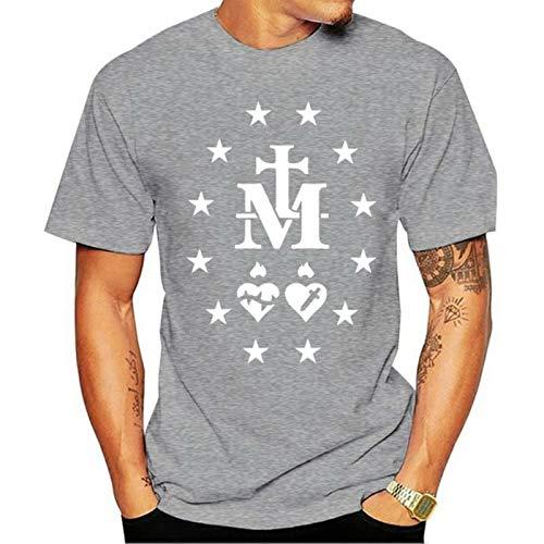 Burzum 2021 Casual Fashion T-Shirt 100% Cotton Funny Men Women Novelty Sacred Heart