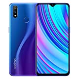 gooplayer for Oppo Realme X Lite 6.3 Inch 4045mAh Android 9 LTE Snapdragon 710 Octa Core Flash Charge (Blue 6GB+128GB)