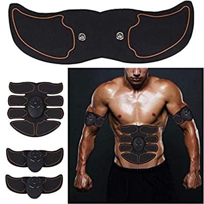 Goodfans Comfi1 Smart Muscle Trainer Body Stimulator Arm Abdominal Lazy Fitness Stick Hand & Wrist Braces