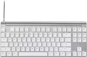 Color : Gray, Size : One Size Cigkany-HO Mechanical Gaming Keyboard Wired Keyboard 104 Key RGB Backlit Mechanical Gaming Keyboard Outemu Blue Switch Grey