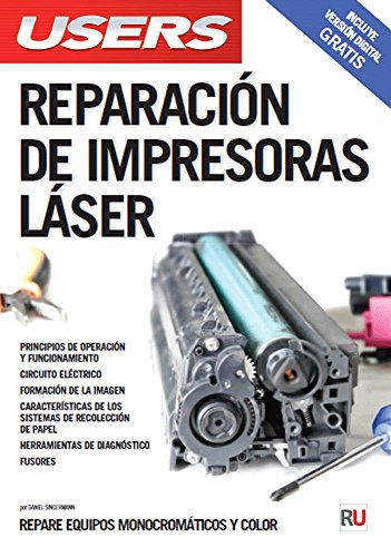 Reparación de impresoras láser (Spanish Edition)