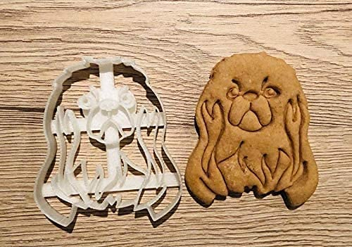 Pekingese Cookie Cutter Sale Special Price Wholesale and Dog Face - Treat