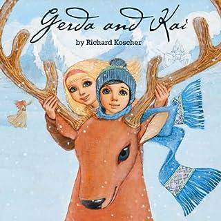 Gerda and Kai - The Snow Queen Book cover art