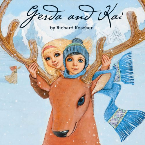 Gerda and Kai - The Snow Queen Book cover art