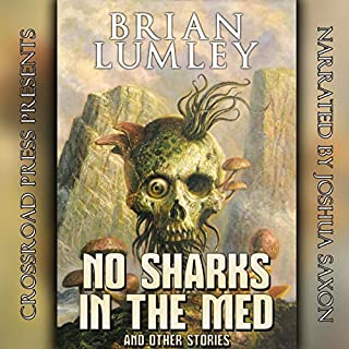 No Sharks in the Med and Other Stories audiobook cover art