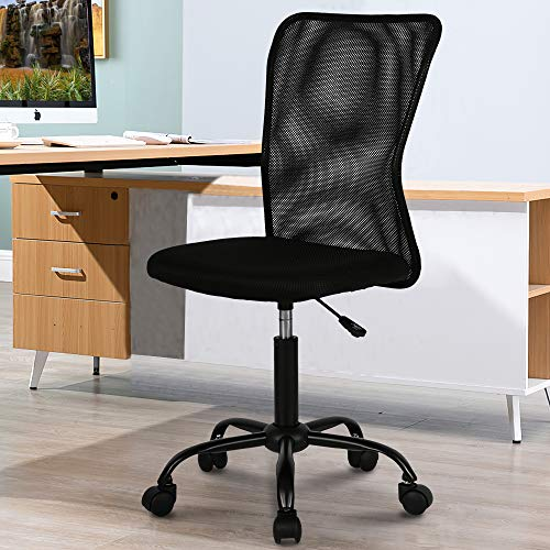 Home Office Chair Computer Chair Desk Chair Mid Back Mesh...