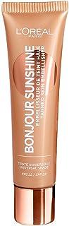 Bonjour Sunshine tanned skin embellisher n.01 Eclat brons