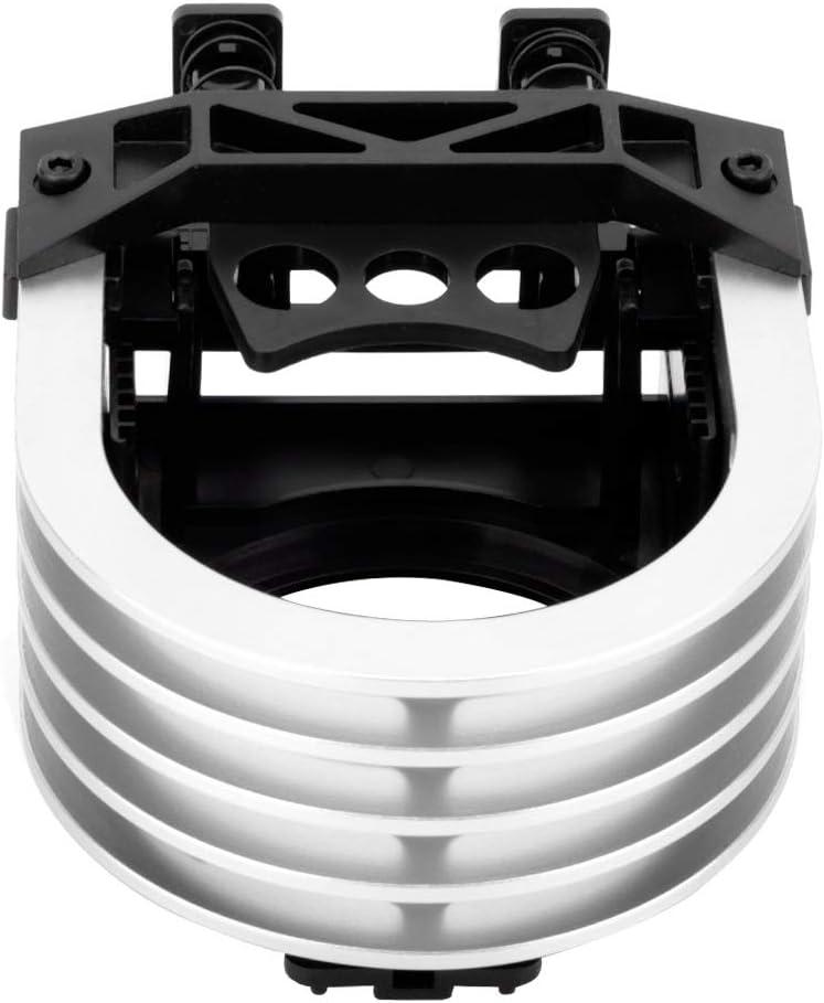 Car Cup Holder Aluminiumlegierung Cup Holder Car Air Outlet Getr/änkehalter Schwarz, Orange oder Silber Farbe : Black