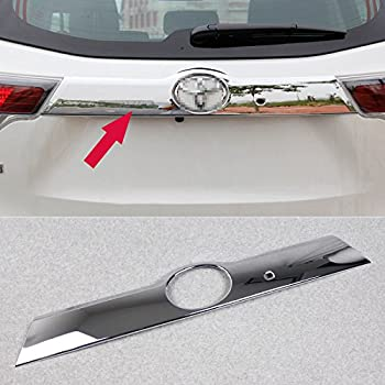 For 2014-2019 Toyota HIGHLANDER Chrome Door Handle COVERS NS+Mirrors+Tailgate NS