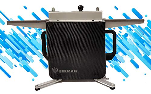 Pulidora metacrilato BOX (PVC, PETG y otros termoplásticos) - Pulidora de cantos portátil exclusiva de BERMAQ.