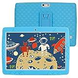 Tablet para Niños de 10 Pulgadas, SANNUO Android 9.0 Tablet Infantil, 3GB RAM y 32GB ROM, IPS 1280 * 800, Cámara 2MP + 5MP, 3G, Wifi, Google Play, Juegos Educativos