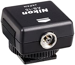 Nikon AS-15 HOT-SHOE ADAPTER (B00007EDY5) | Amazon price tracker / tracking, Amazon price history charts, Amazon price watches, Amazon price drop alerts