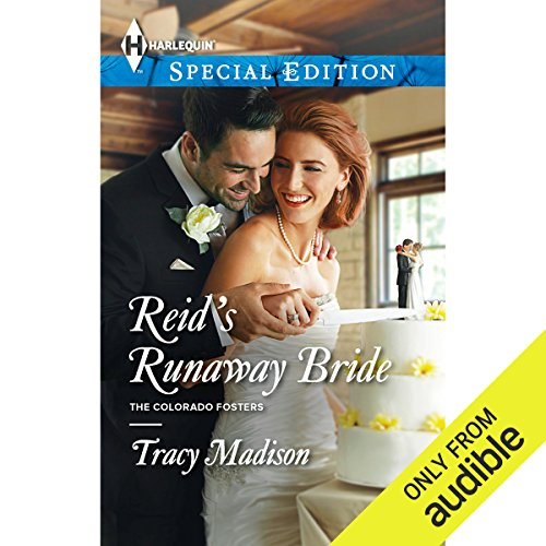 Reid's Runaway Bride audiobook cover art