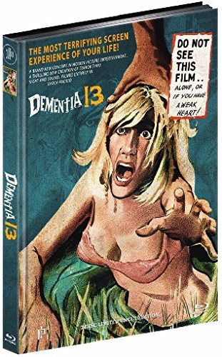 Dementia 13 - Mediabook [Alemania] [Blu-ray]